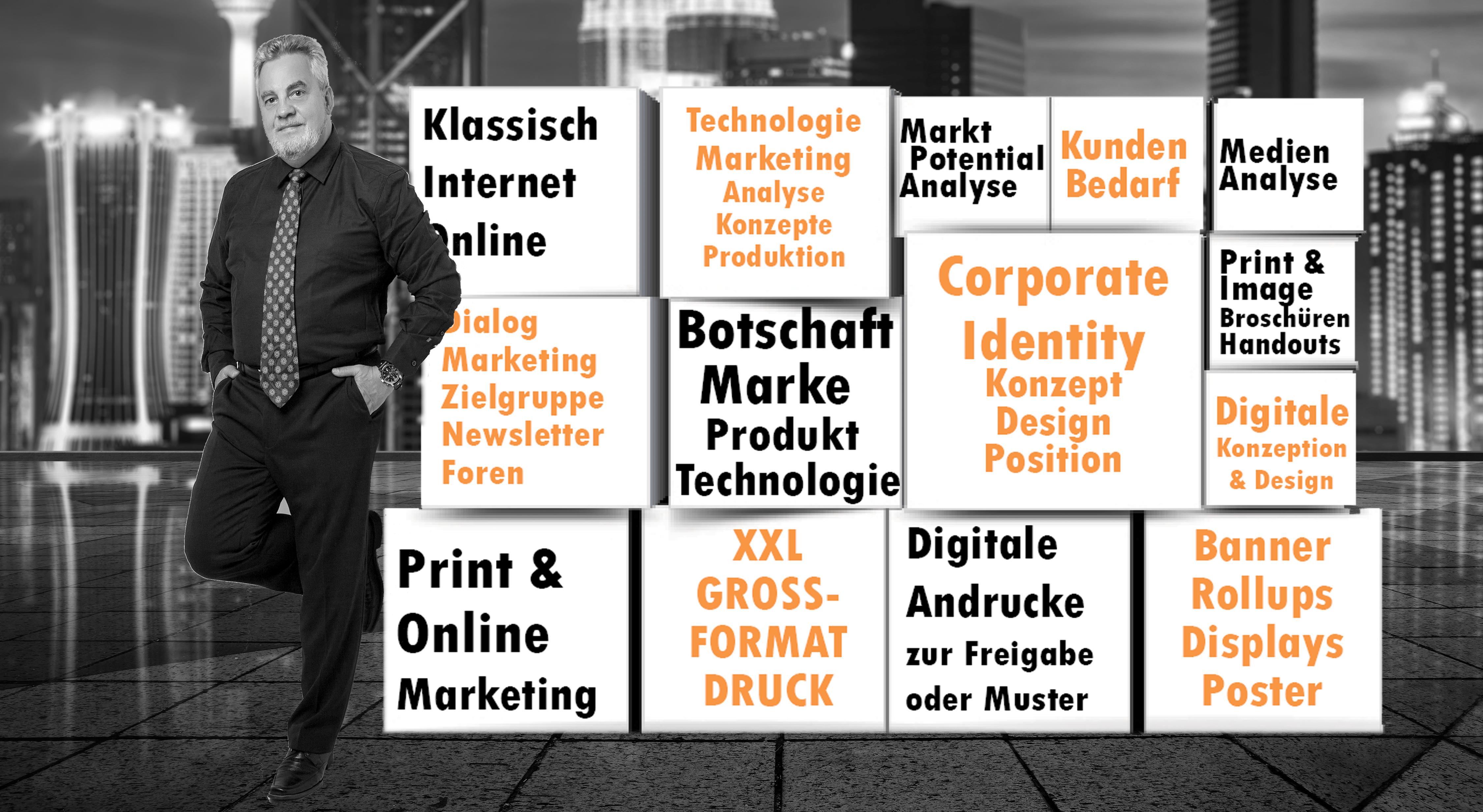Franz Schreiber Business Development B2B Marketing