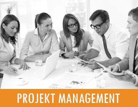 Schreiber-Projekt Management